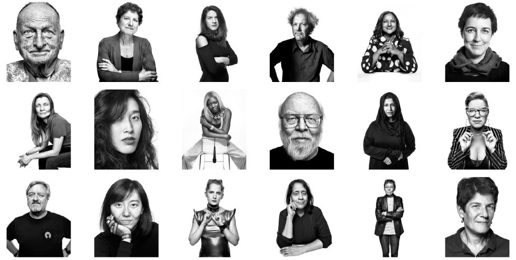 Portraits of Revolutionaries